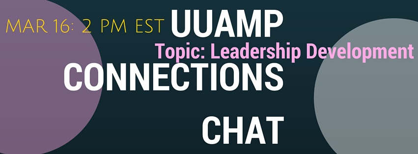UUAMP Connections chat! (2)